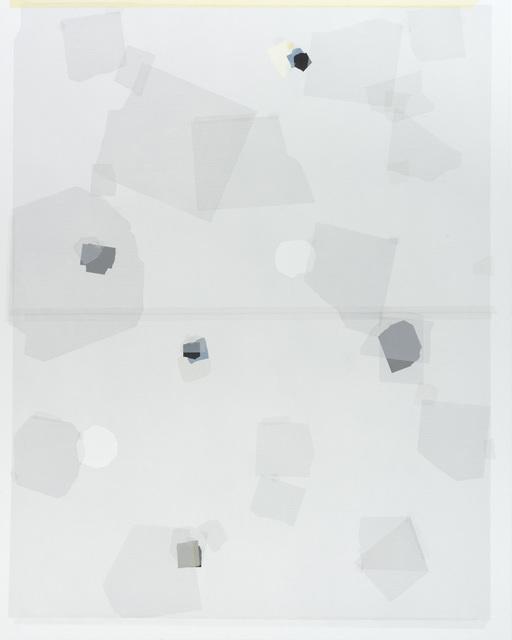 , 'Mouches Volantes,' 2016, Zeno X Gallery