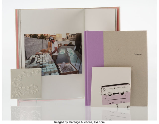 FAILE, 'Temple Studio, Lavender', n.d., Heritage Auctions