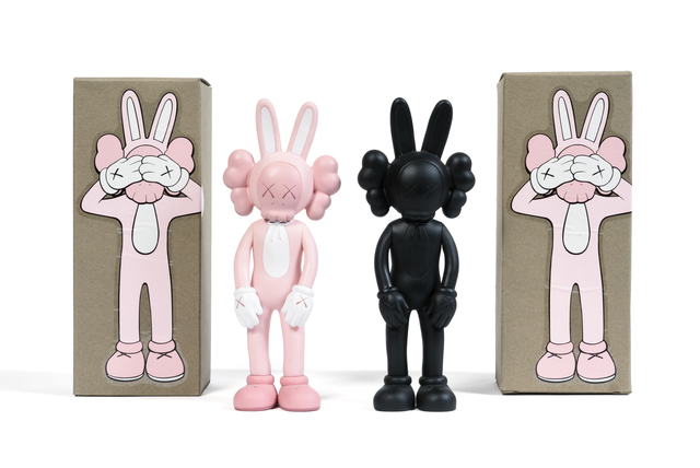 KAWS, 'Accomplice (Noir)', 2002, Digard Auction