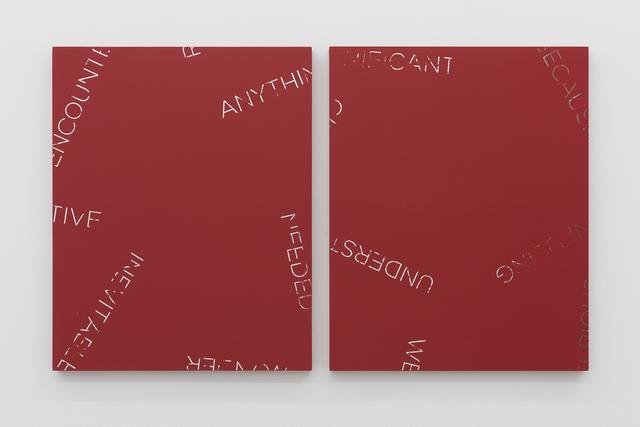 , 'Untitled,' 2017, Parra & Romero