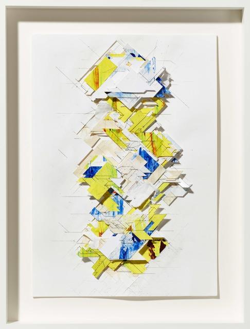 , 'UnPlot c6,' 2018, Galerie Ron Mandos