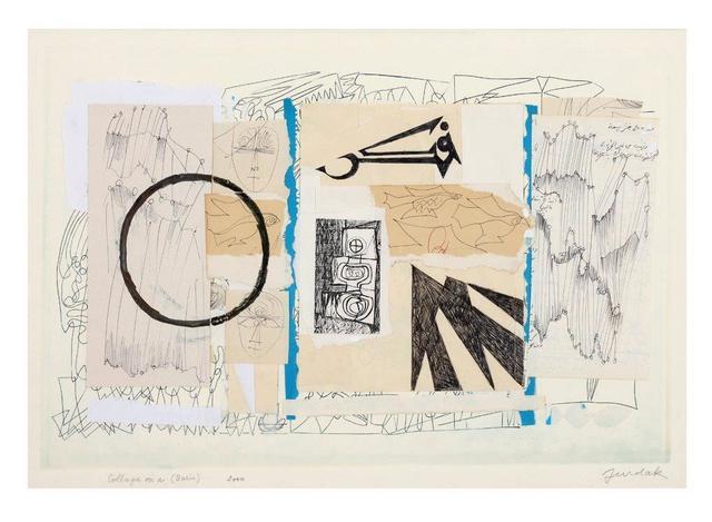 , 'La Pensée,' 2000, Galerie Janine Rubeiz