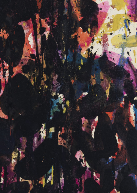 , 'Untitled (detail),' ca. 1957, Olivier Malingue