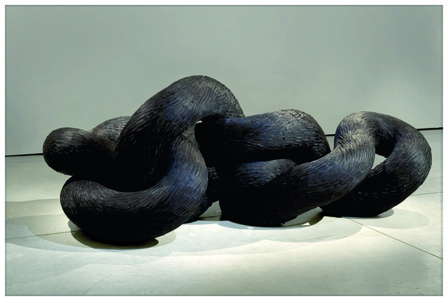 , 'Corvid,' 2011, Saatchi Gallery
