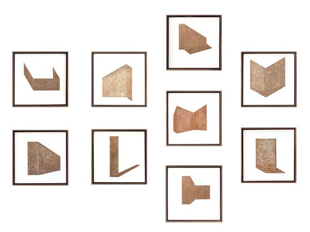 , 'CONSTRUCCIONES DE TIEMPO II,' 2018, Galería Quetzalli