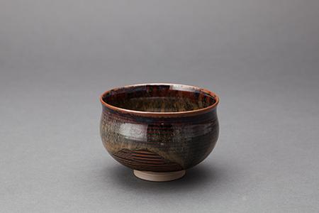 , 'Tea bowl (chawan), yellow glaze ,' , Pucker Gallery
