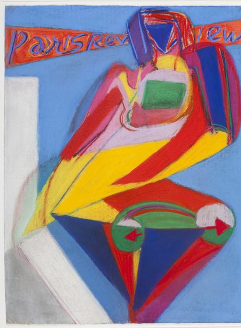 , 'Paris Review,' ca. 1950, Quogue Gallery