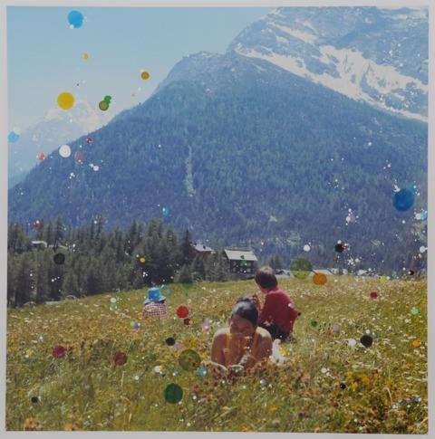 , 'Schoener Goetterfunken XIV B, 'At nature's bosoms' (An den Bruesten der Natur),' 2010, Galerie Ron Mandos