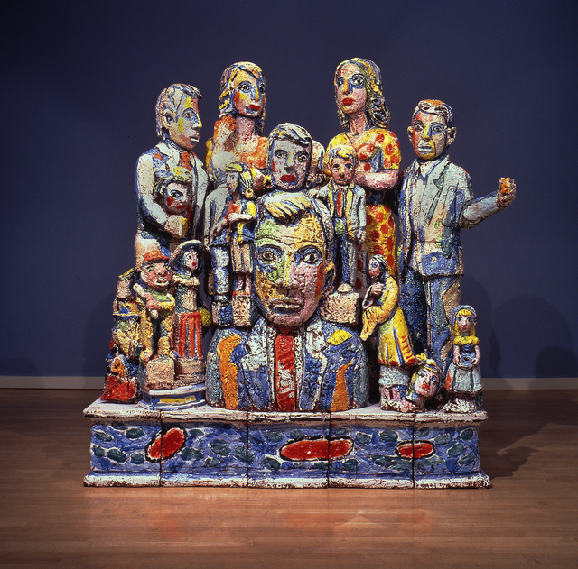 , 'Family Portrait,' 1995, Hirshhorn Museum and Sculpture Garden