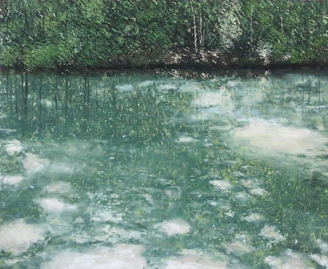 , 'Rivière en forêt,' 2018, Absolute Art Gallery