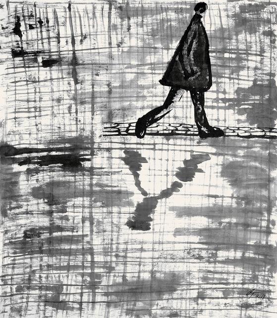 , 'Rain Man,' 2017, Alisan Fine Arts