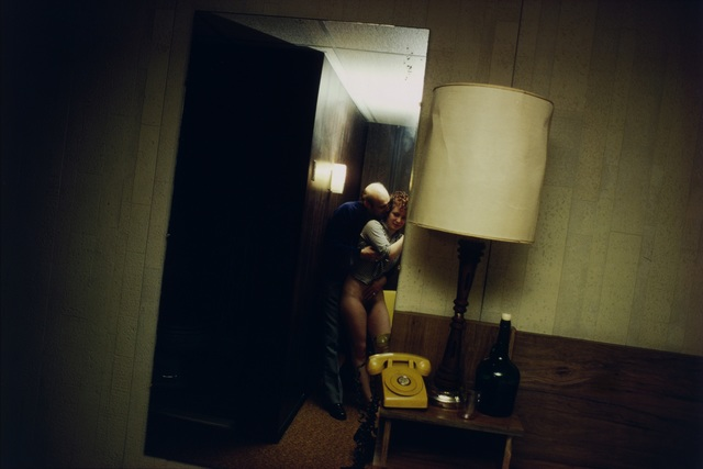 , 'Nan and Dickie in the York Motel, New Jersey,' 1980, The Museum of Modern Art