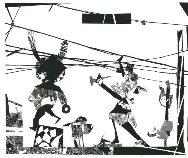 , 'Sambódromo,' 2011/2012, Galería Bacelos