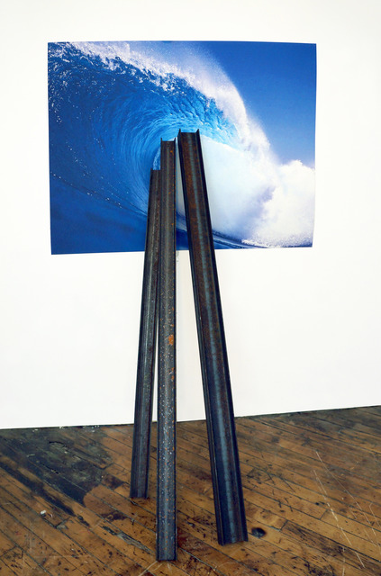 , 'Entangled Image (Blue wave),' 2013, American Contemporary