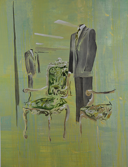 , 'Colette,' 2015, Galería Alfredo Ginocchio