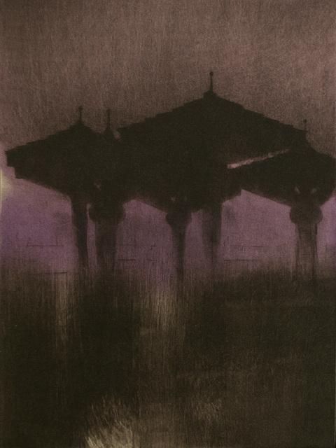 , 'Parasols,' 2012, Nikola Rukaj Gallery
