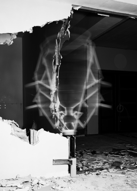 , 'Demolition continues,' 2012, Sies + Höke