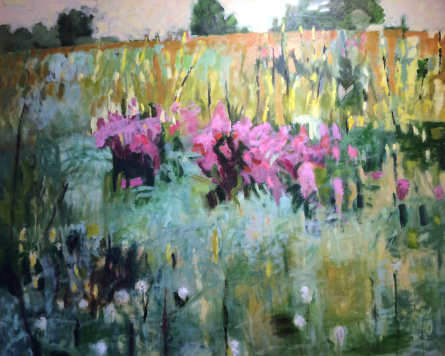 , 'Overgrown,' , The South Street Gallery