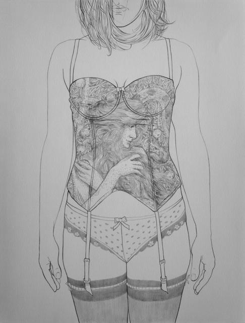Lisandra Isabel Garcia López, 'Eva's faces', 2017-2019, ArteMorfosis - Galería de Arte Cubano