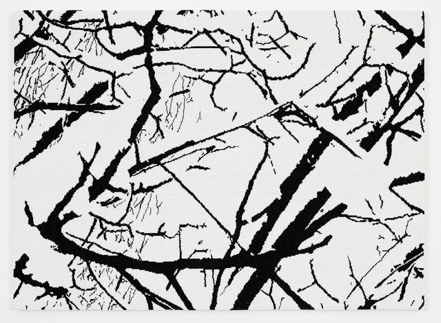 , 'SNOW FOREST 008B,' 2017, Perrotin