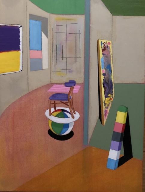 , 'Studio 1,' 2018, Imlay Gallery