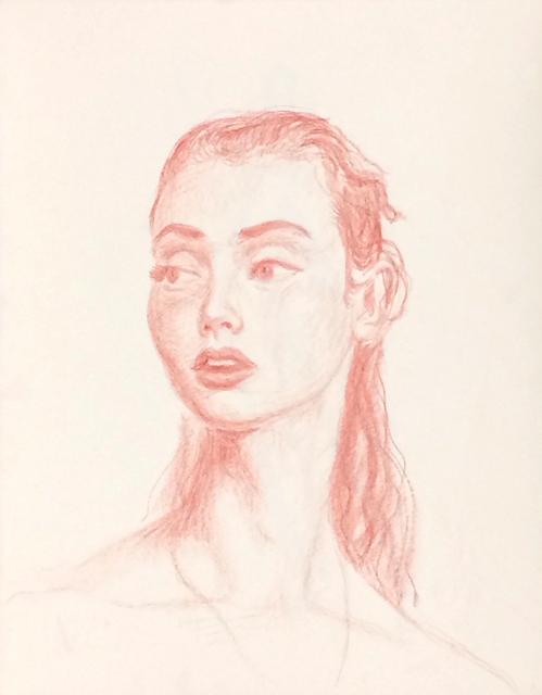, 'Study for Punalu'u IP ,' 2017, NINO MIER GALLERY