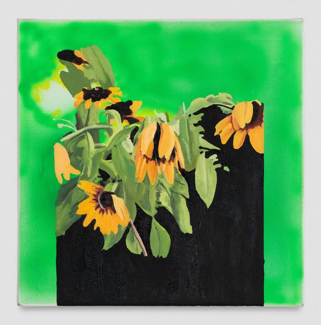 , 'Sunflower,' 2019, PARISTEXASLA