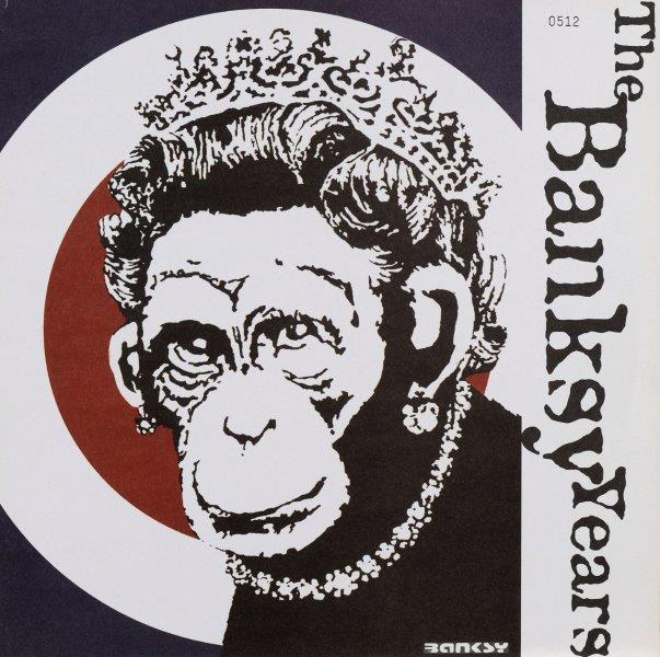 , 'The Banksy Years,' 2008, NextStreet Gallery