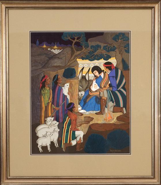 , 'The Adoration,' 1960, Blue Rain Gallery