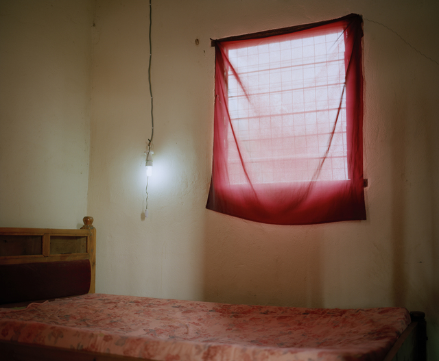 , 'Bed and Light, Kalama Community Conservancy, Northern Kenya,' 2014, Francesca Maffeo Gallery