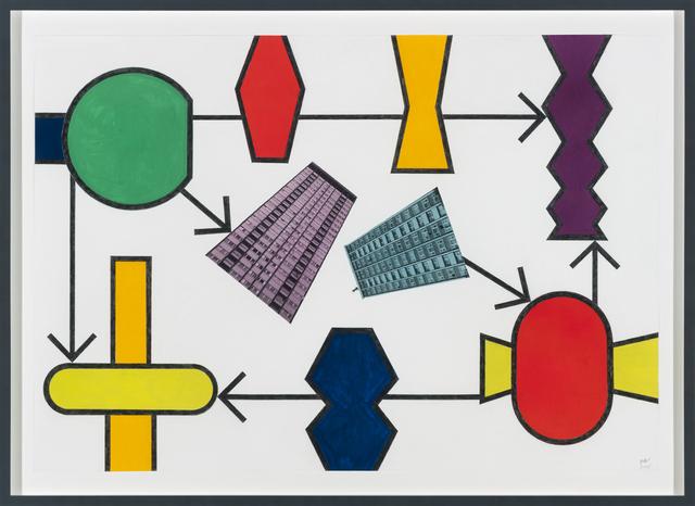 , 'Conceptual Tower No. 45,' 2011, Galerie Thomas Schulte