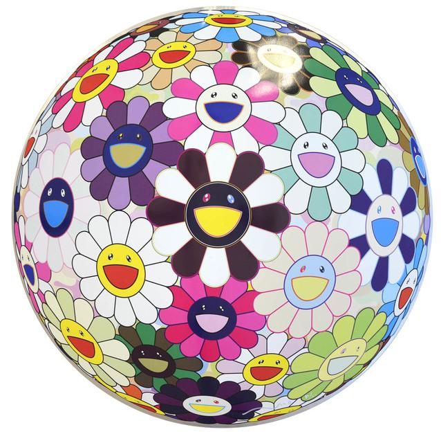 , 'Flower ball (brown),' 2007, Shapero Modern
