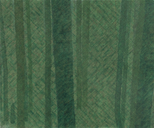 , 'Thousand-Layer Green No.3 千重绿 No.3,' 2015, Art+ Shanghai Gallery