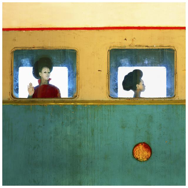 , 'The Departure,' 2016, David Krut Projects