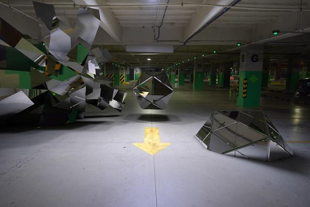 Jorge Luis Linares, 'Basement 01', 2017, Magreen Gallery