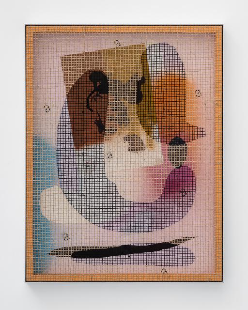 , 'Desire Painting (Alamy / Sculptoria),' 2018, VALENTIN