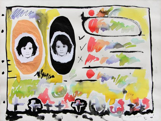 Magali Lara | Dibujo No. 2 (1980) | Available for Sale | Artsy