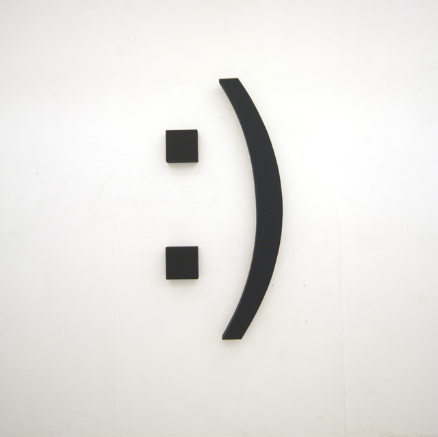 , 'Emoticon,' 2012, Agua8 Art Rooms