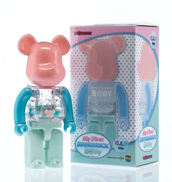 BE@RBRICK, 'My First Be@rbrick B@by 400%', 2017, Heritage Auctions