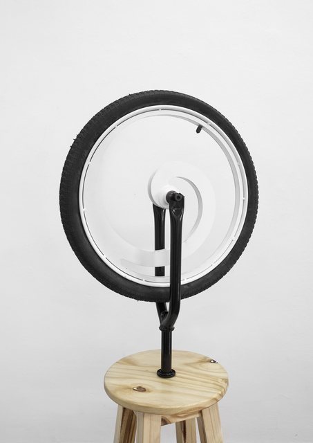 Eduardo Costa, 'Duchamp/Costa Wheel (Assisted Ready-Made)', 2008, Cosmocosa