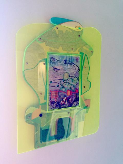 , 'Inner Mod Animal Dreams Green Mindedly,' 2009, JAYJAY