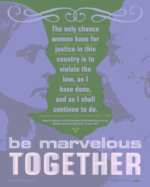 , 'Be Marvelous Together,' , Zenith Gallery