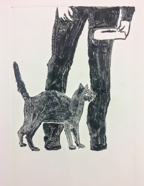 , 'Untitled (Feeding the Cat),' 2017, Cross Contemporary Partners