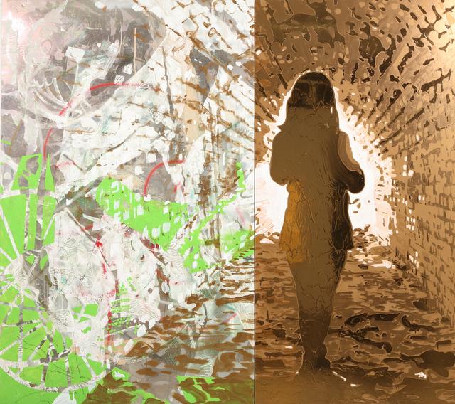 , 'Beneath The Foundation,' 2018, Bill Lowe Gallery
