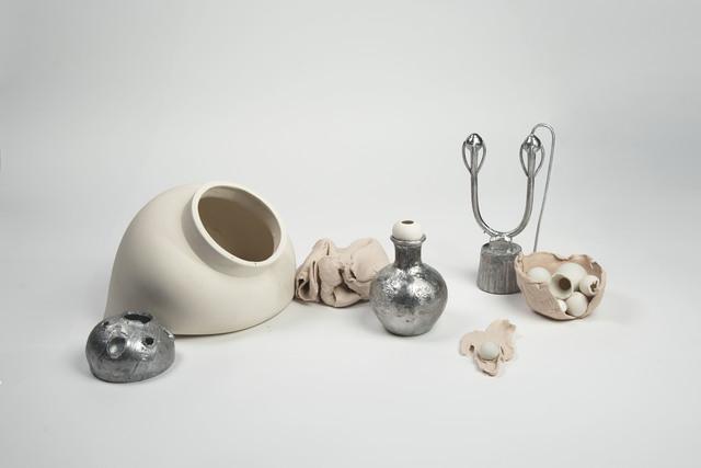 , 'Still life of ocular openings,' 2018, Simone DeSousa Gallery