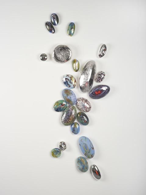 , 'Celadon Current,' , Momentum Gallery
