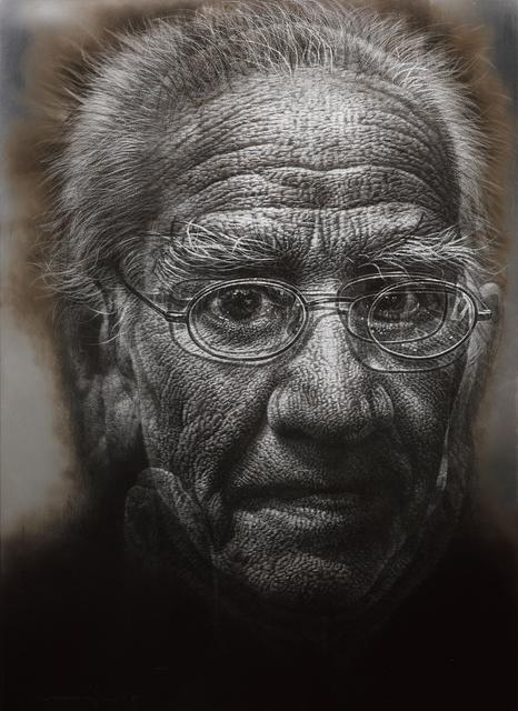 , 'Face,' 2019, Galerie Bhak