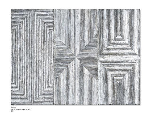 , 'Triptych,' 2009, DMD Contemporary
