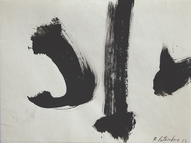 , 'Sans titre (RL62-31),' 1962, Winchester Galleries