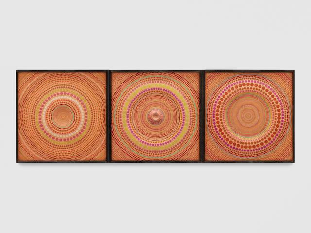 , 'WORK69-Q7,' 1969, Anne Mosseri-Marlio Galerie